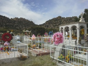 Friedhof in San Francisco de Organos